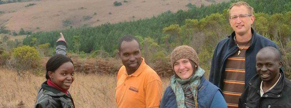 Aufforstungsprojekte in Tansania zum Ausgleich unserer CO2-Emissionen